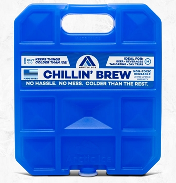 Arctic Ice Chillin' Brew Cooler Packs