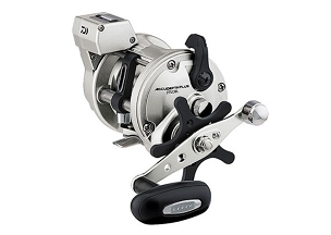 Daiwa Accudepth Plus Line Counter Reel