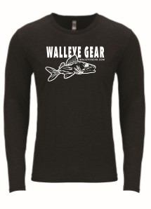 Walleye Gear Long-Sleeve Unisex Shirt