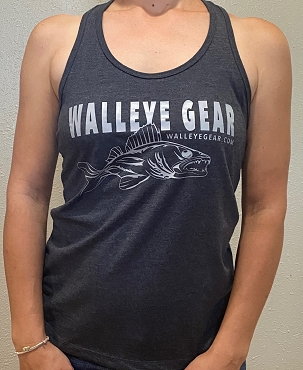 Walleye Gear Ladies Racerback Tank